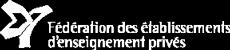 Fédération des établissements d'enseigement privé Logo